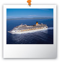 Costa-Cruises-Costa Allegra cruise ship