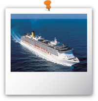Costa-Cruises-Costa Atlantica cruise ship
