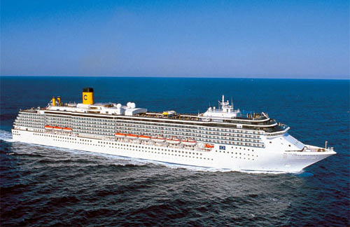 Costa Cruises - Costa Atlantica Ship