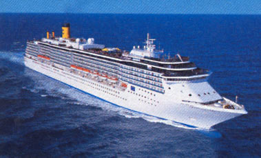 Costa Cruises - Costa Classica Ship
