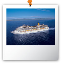 Costa-Cruises-Costa Fortuna cruise ship