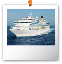 Costa-Cruises-Costa Magica cruise ship