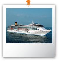 Costa-Cruises-Costa Mediterranea cruise ship