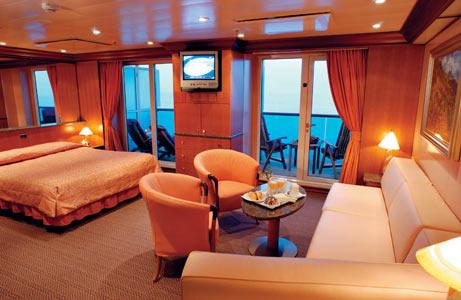 Costa-Cruises - Costa Mediterranea- European Cruises