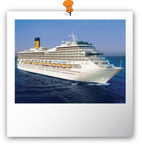 Costa-Cruises-Costa Serena cruise ship