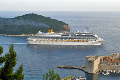 Costa Cruises - Costa Serena Ship