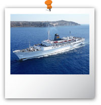 Golden-Star-Cruises-Aegean II cruise ship