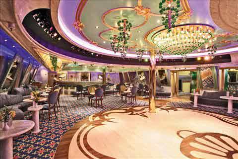 costa concordia ballroom