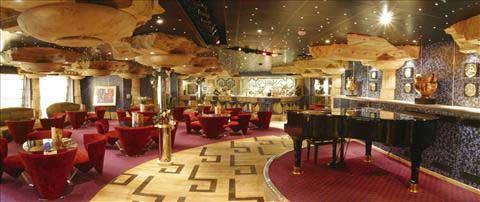 Costa Magica Piano Bar